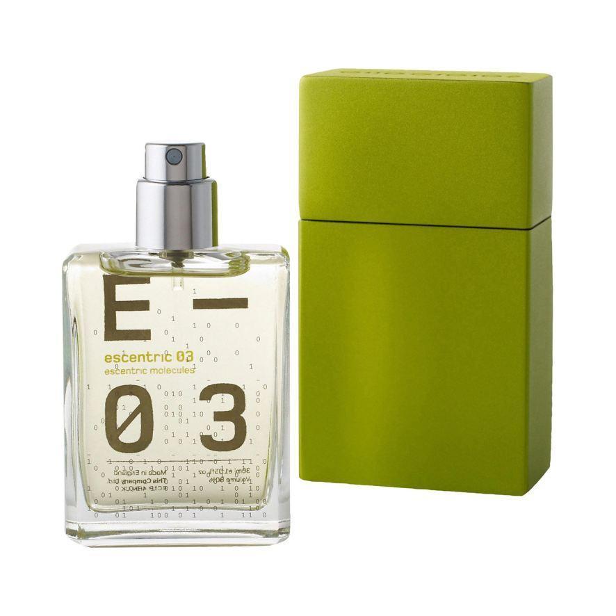 Escentric 03 Eau de Toilette Travel Spray with Case