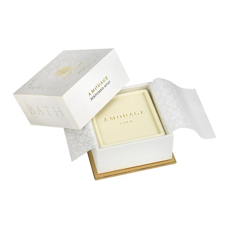 Gold Woman Soap