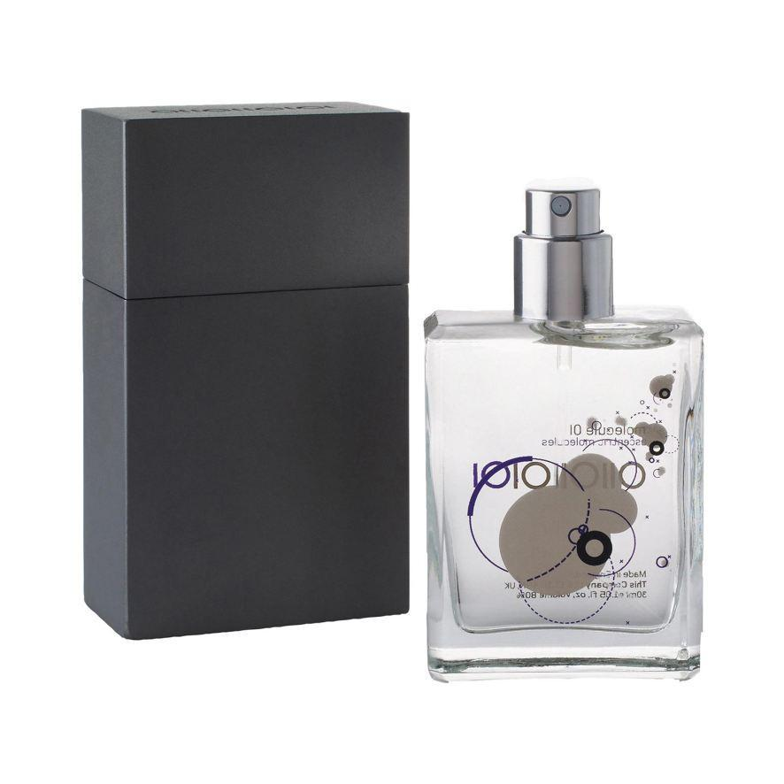Molecule 01 Eau de Toilette Travel Spray with Case