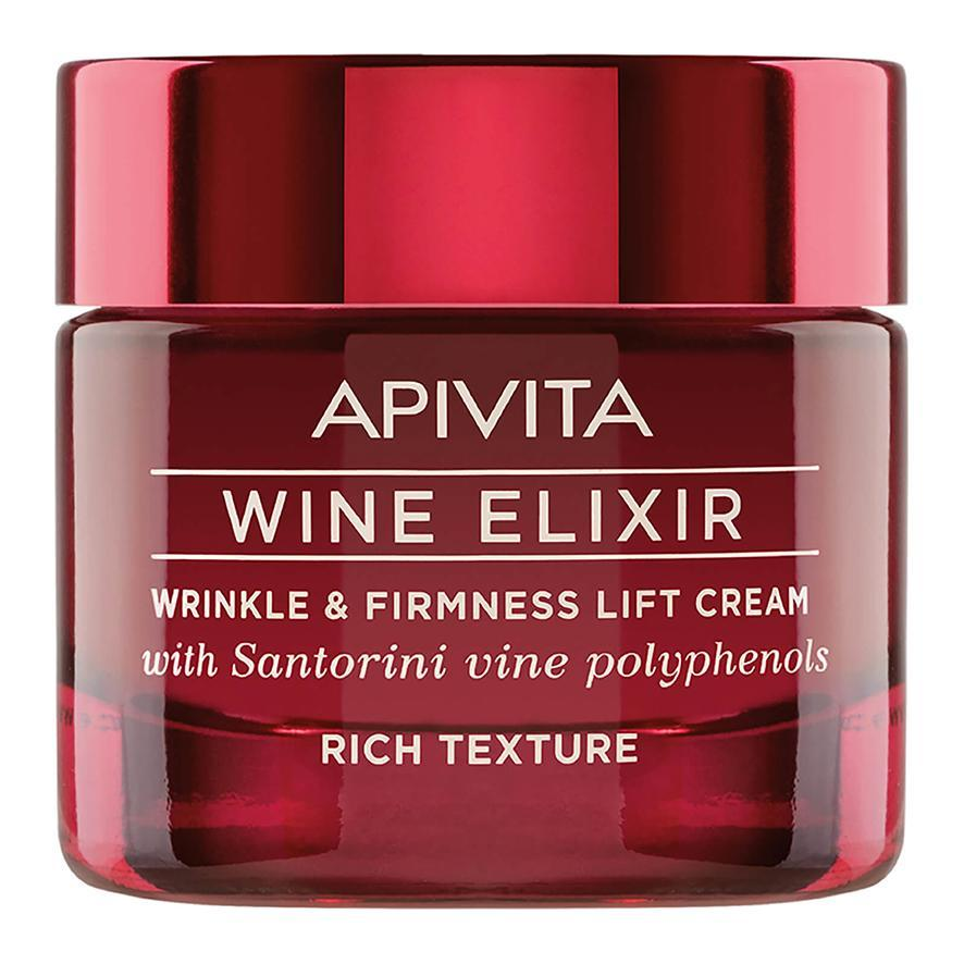 Wrinkle & Firmness Lift Cream (Rich Texture) with Santorini Vine Polyphenols