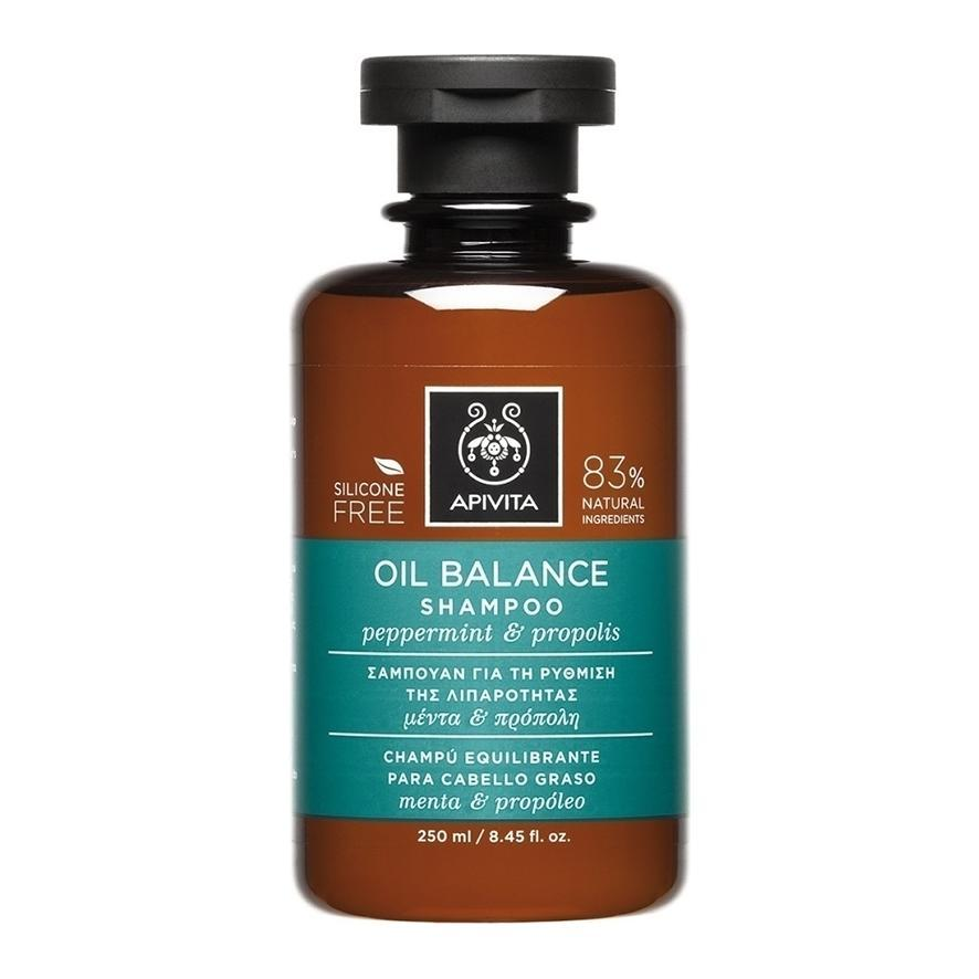 Oil Balance Shampoo with Peppermint & Propolis