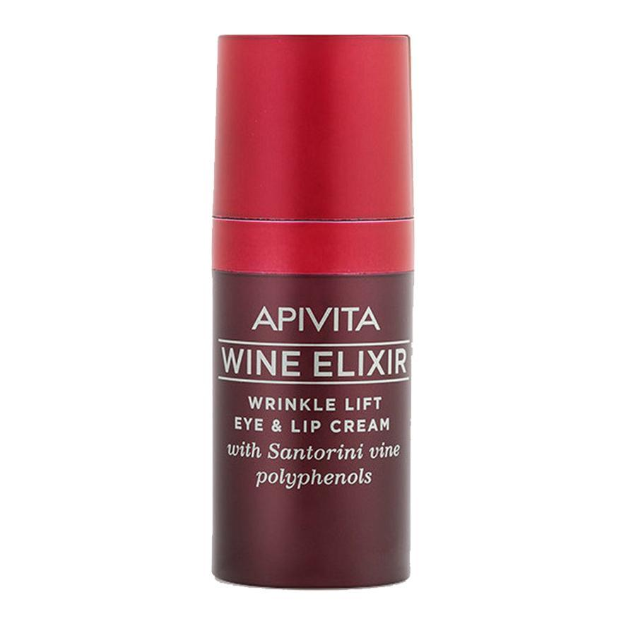 Wrinkle Lift Eye & Lip Cream with Santorini Vine Polyphenols