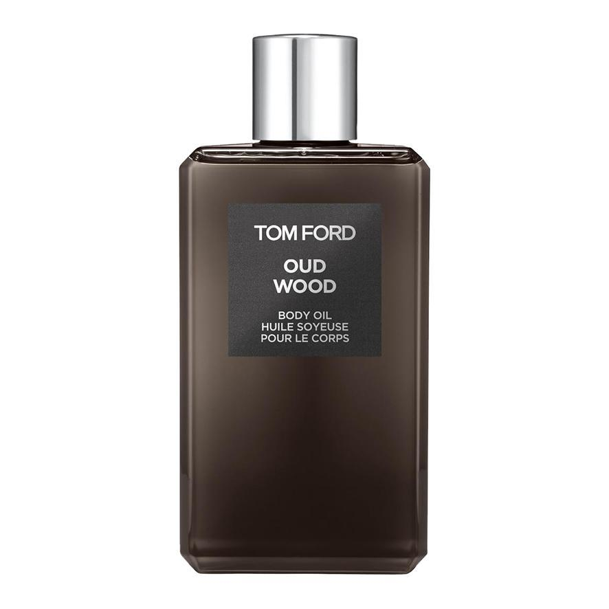 Oud Wood Body Oil