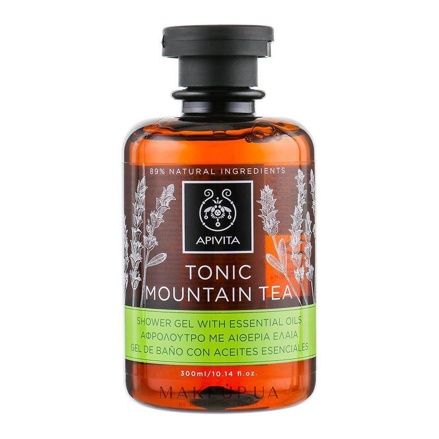 Shower Gel with Essential Oils (with Mountain Tea)