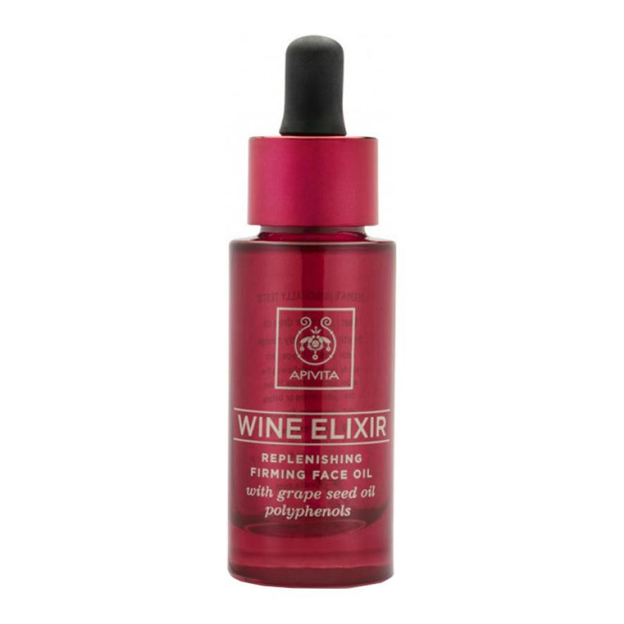 Replenishing Firming Face Oil with Grape Seed Oil Polyphenols