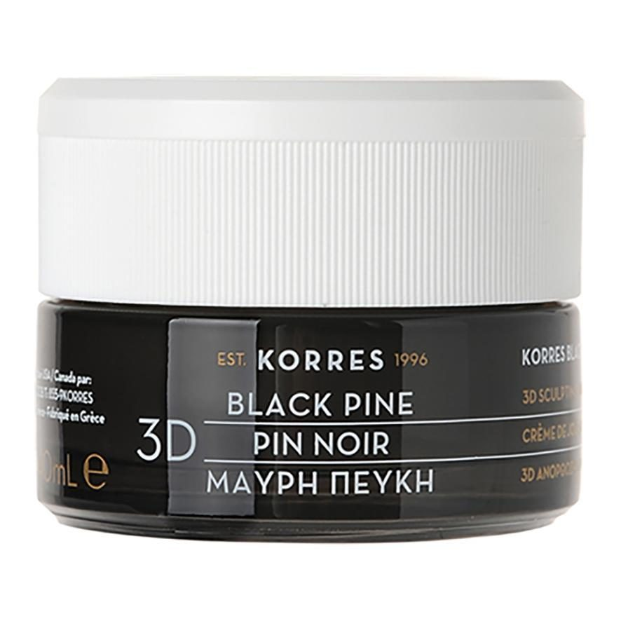 Black Pine 3D Sculpting, Firming & Lifting Day Cream for Dry Skin