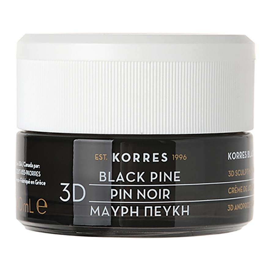Black Pine 3D Sculpting, Firming & Lifting Day Cream for Normal/Combination Skin