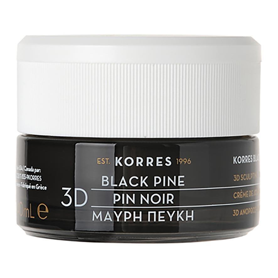 Black Pine 3D Scuplting, Firming And Lifting Night Cream