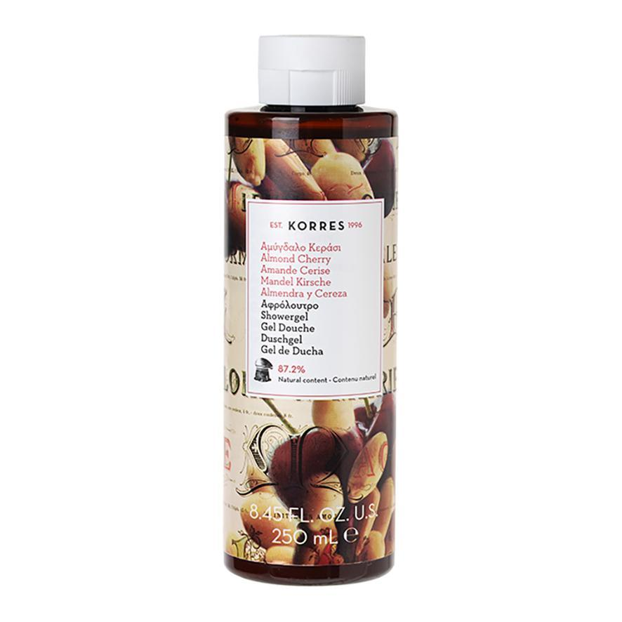 Almond Cherry Shower Gel