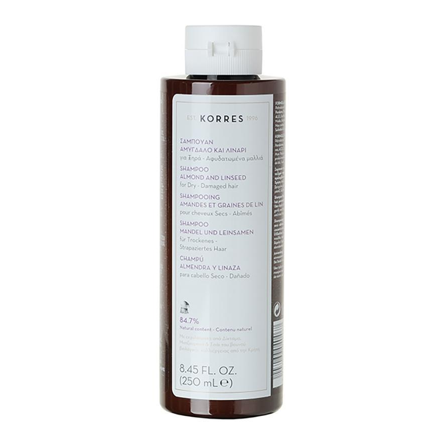 Almond & Linseed Shampoo