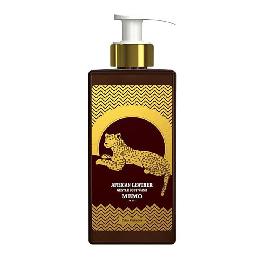 African Leather Gentle Body Wash