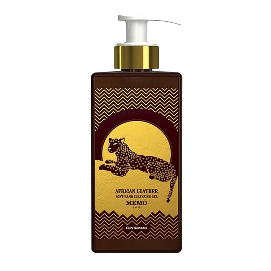 African Leather Soft Hand Cleansing Gel