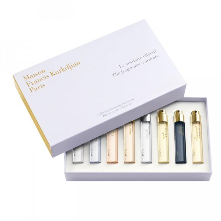 The Fragrance Wardrobe - Discovery Collection for Her