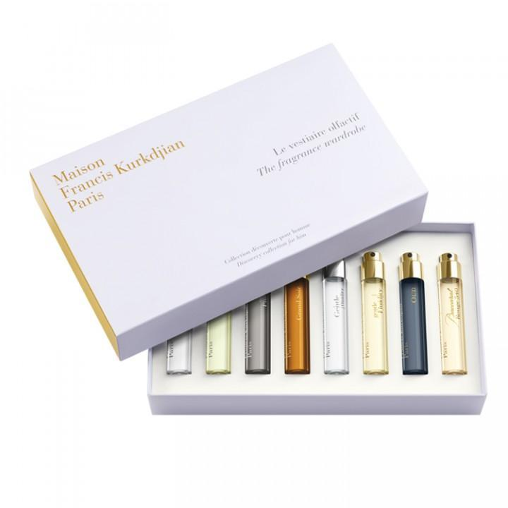 The Fragrance Wardrobe - Discovery Collection for Him