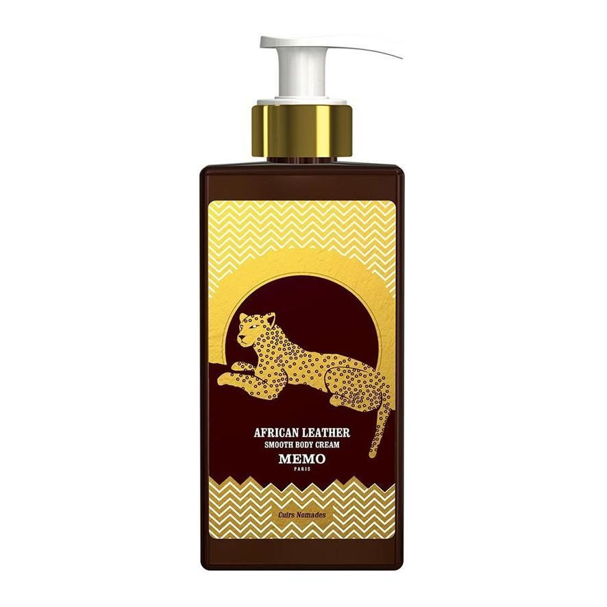 African Leather Smooth Body Cream