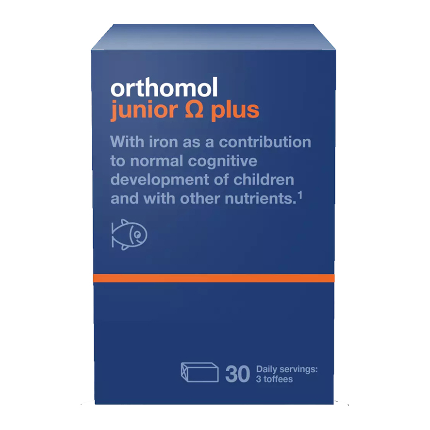 Orthomol Junior Omega Agoratopia